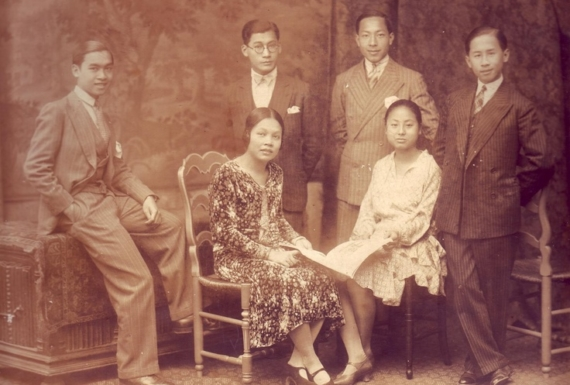 Thời trang miền Nam Việt Nam thập niên 30 - 50