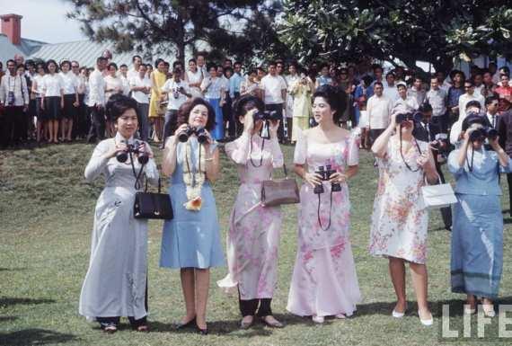 Thời trang miền Nam Việt Nam thập niên 50 - 70