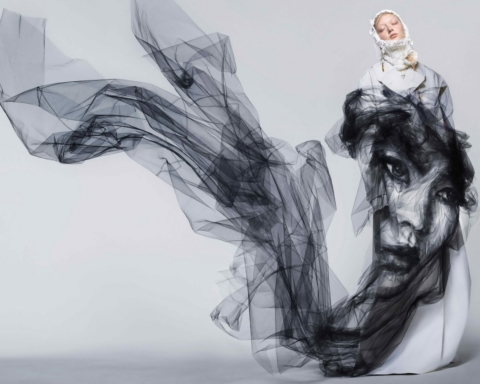 Maison Martin Margiela Upcycling Haute Couture