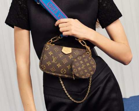 thương mại điện tử của Louis Vuitton