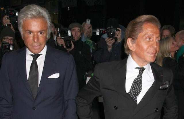 Giancarlo Giammetti và Garavani Valentino
