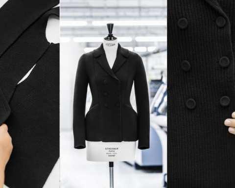 Dior Bar Jacket Thu-Đông 2020