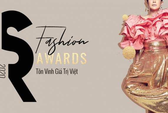 SR Fashion Awards 2020 – Giải thưởng tôn vinh giá trị thời trang Việt 2020