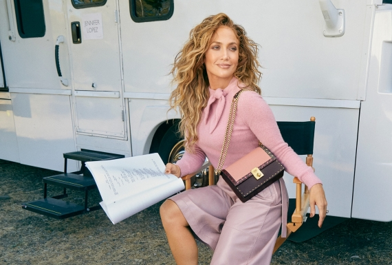 COACH X Jennifer Lopez Hutton