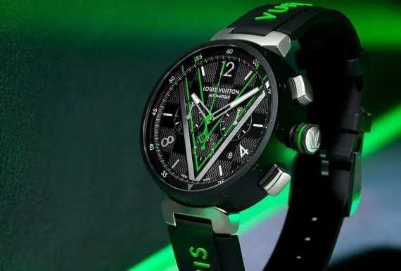 đồng hồ Louis Vuitton