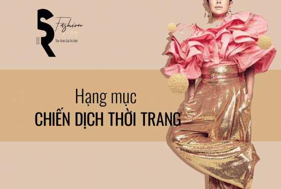 [SR Fashion Awards 2020] Chiến dịch thời trang nổi bật của năm